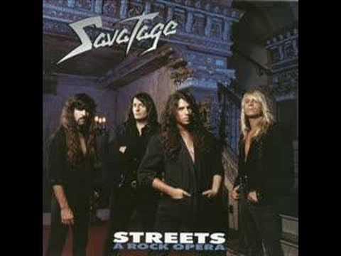 Savatage - Somewhere in Time & Believe online metal music video by SAVATAGE