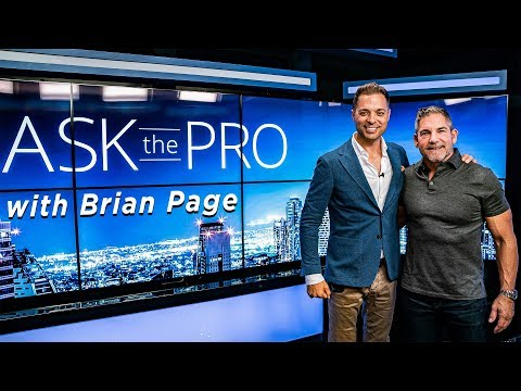 How to Generate Wealth with Air BNB - Ask the Pro with Grant Cardone & Brian Page