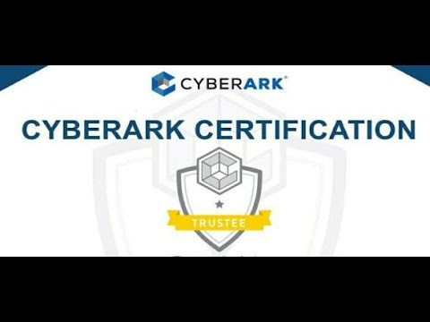How to Register and Get the CYBERARK LEVEL 1 Certification for ...