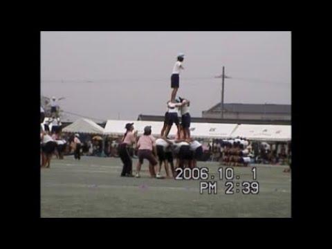 組体操 運動会 小学6年生