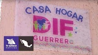 Huyen 22 niños de Casa Hogar del DIF por maltratos de autoridades