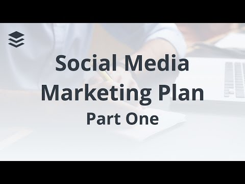 How to Build a Social Media Marketing Plan [Part One]