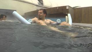 preview picture of video 'AcquaWorld - il Pizza Treno - Titanic!'