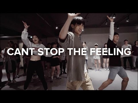 Can't Stop The Feeling - Justin Timberlake / Beginners Class