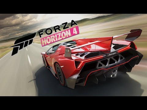 FORZA HORIZON 4 - CAR WISHLIST #1 (Muscle, Off Road, JDM, Hyper And Sport Vehicles)