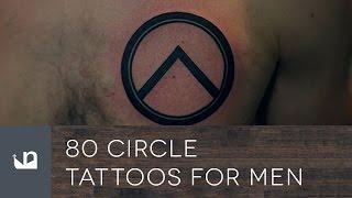 80 Circle Tattoos For Men