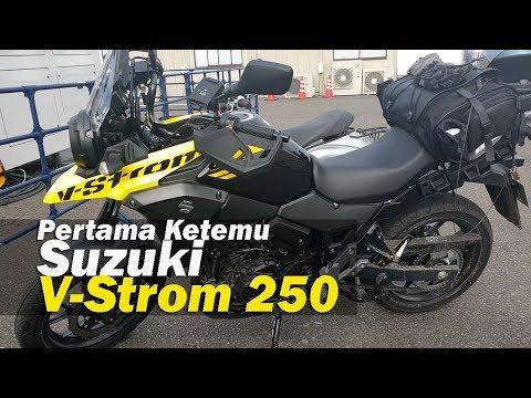 Pertama Kali Ketemu Suzuki V-Strom 250 | TMCBLOG #1161