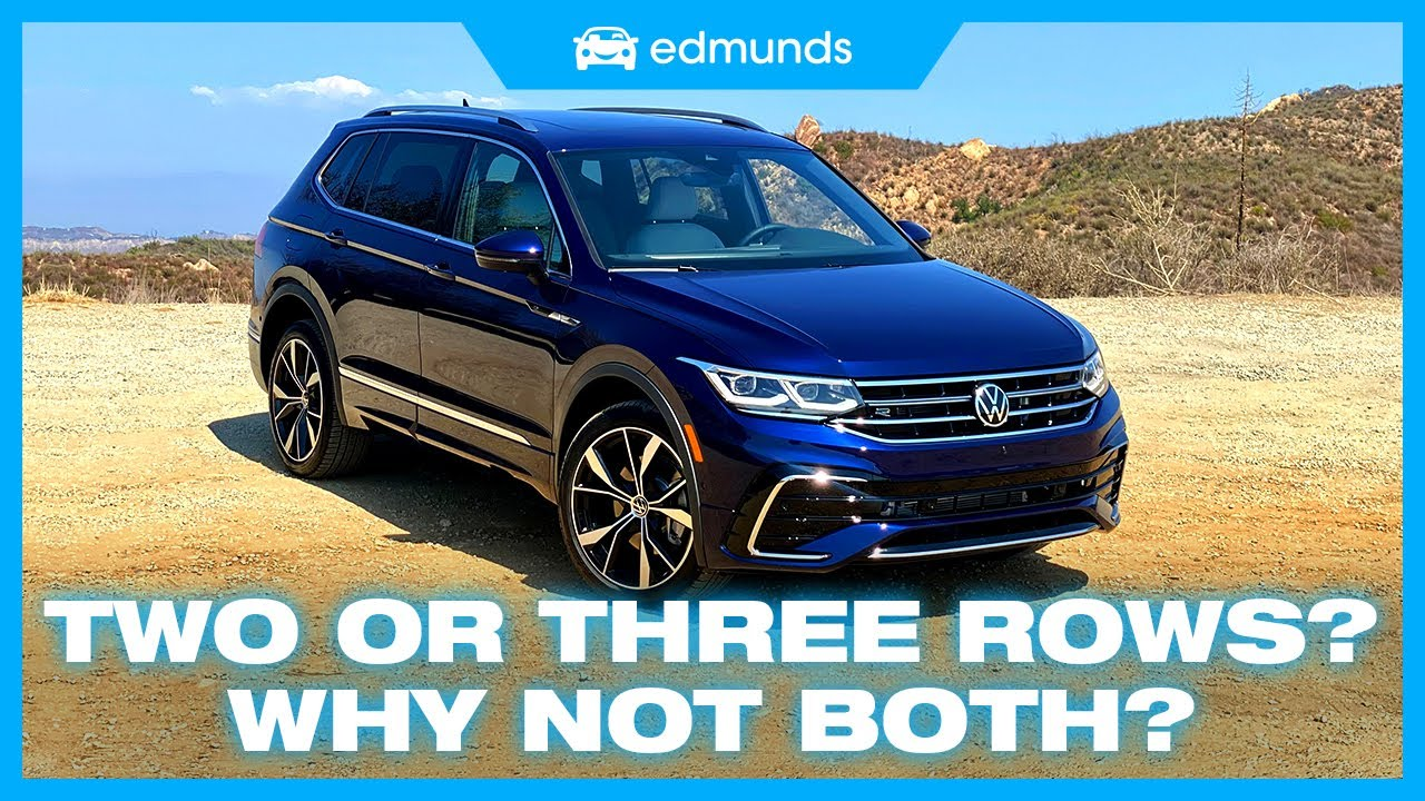 J0NIYa1kjE4 - 2022 Volkswagen Tiguan Review | VW's Capable Compact SUV | MPG, Specs & More