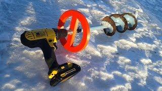 Шнек mora ice easy cordless для шуруповёрта