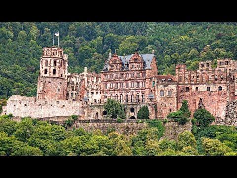 סרטון קסום שמציג את העיר היפייפיה היידלברג בגרמניה
