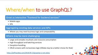 Design your backend APIs with Azure SQL Database and GraphQL by Silvano Coriani