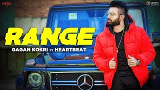 Gagan Kokri - Range | Deep Arraicha, Heartbeat, Rahul Dutta | Impossible | Latest Punjabi Songs 2018