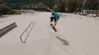 Skateboarding X FPV