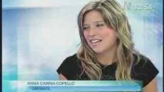 Anna Carina - Entrevista (Canal N - 13 Horas)