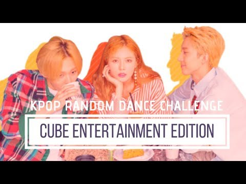 KPOP RANDOM DANCE CHALLENGE | CUBE ENTERTAINMENT EDITION| w/mirrored DP& no countdown
