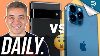 Google Goes After Apple with Pixel 6 Event Date? iPhone 13 Goes Satellite & more!