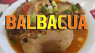 How to cook Balbacua