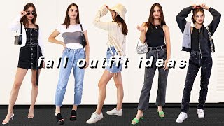 FALL OUTFIT IDEAS 2019!!  Effortlessly Cute + Comfortable!