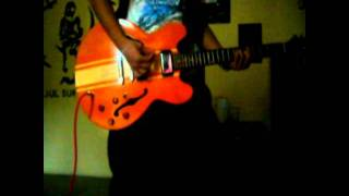 Some Origins Of Fire - Angels & Airwaves Guitar Cover