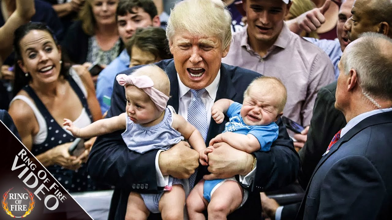 Crybaby Trump Still Whining About Media Meanies thumbnail