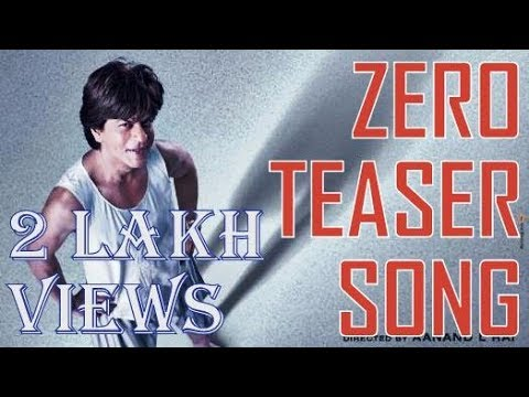 ZERO Teaser Full Song | Affoo Khuda | Shahrukh Khan | Katrina | Anushka Mp3