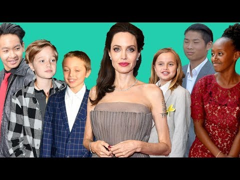 Angelina Jolie's kids: Everything you need to know about them