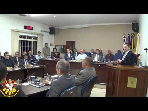 Sessão Solene dia 27 de Março de 2017 Juquitiba 52 anos - Deputado Estadual Geraldo Cruz