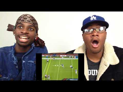 Most Disrespectful and Humiliating Plays in NFL history (REACTION)