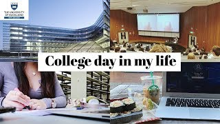 COLLEGE DAY IN MY LIFE VLOG | UNIVERSITY OF AUCKLAND