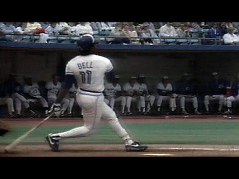 Bell's walk-off grand slam