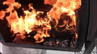How to use a offset smoker (heat management)