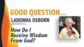 How Do I Receive Wisdom From God?