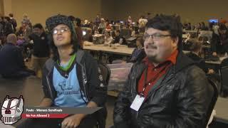 NFA 3 - Varn (Lucas) vs Katsu (Inkling) Pools - Winners - SSBU