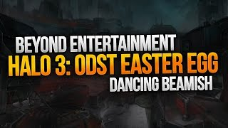 Halo 3: ODST (Xbox One) - Dancing Beamish Easter Egg