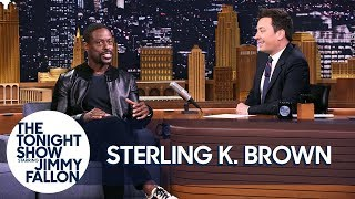 Sterling K. Brown Attended Stanford for the Sunshine and Black People