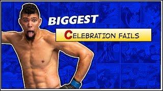 Biggest Celebration Fails in MMA