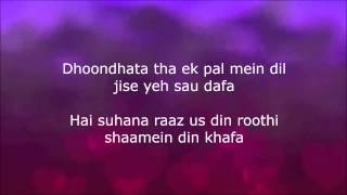 Heartless: Main Dhoondne Ko Zamaane Mein Full Song Lyrics 1080p Full HD 2014