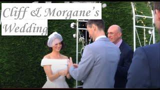 Cliff & Morgane's Wedding