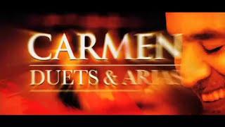 Andrea Bocelli - Carmen DUETS & ARIAS adv