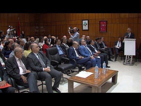 العرب اليوم - شاهد: انطلاق الموسم الجامعي للمدارس الوطنية للهندسة المعمارية في