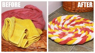 5 Soft And Warm DIY Rugs