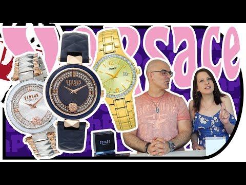 Seiko V.S. Versace Versus - Armbanduhren Special PART 02 - Damen Uhren - Elegant oder SCHiCKiMiCKi