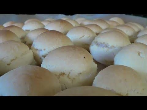 La Receta Paso a Paso del Riquísimo Pan de Queso