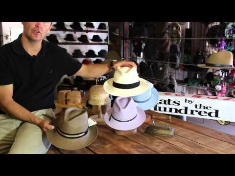 Camilo Panama New Executive Hat Review- Hats By The Hundred