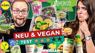 Lidl ESKALIERT: Diese veganen Produkte sind GEIL