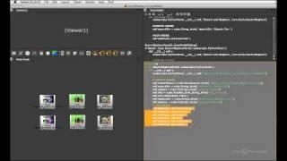 Nuke, Python For Artists, Python Panels UI