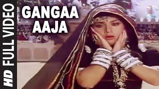 Gangaa Aaja [Full Song] | Ganga Jamunaa Saraswati - YouTube
