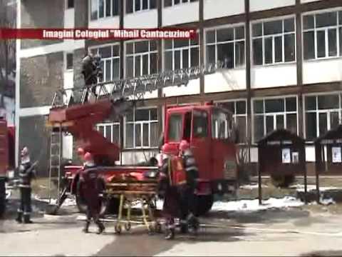 Simulare la Colegiul Mihail Cantacuzino
