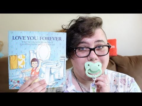 ☆ love you forever - agere storytime ☆