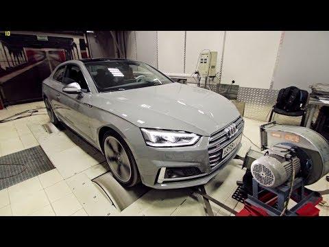 Audi S5 Coupe Купе класса D - тест-драйв 1